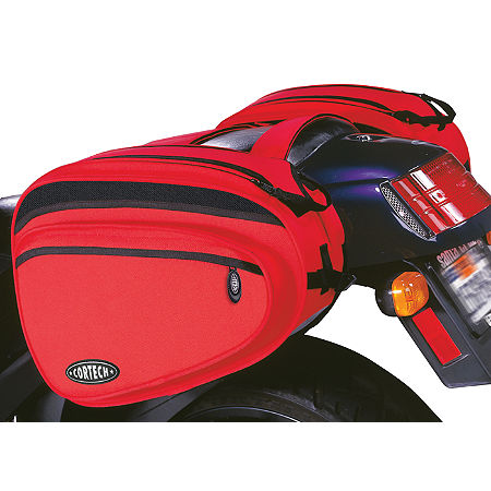 Cortech Sport Saddlebags - Main
