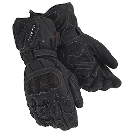 Cortech Scarab Winter Gloves - Teknic Thunder Waterproof Gloves