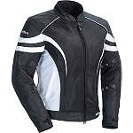 Cortech Women's LRX Air 2 Jacket - Cortech Cruiser Riding Gear