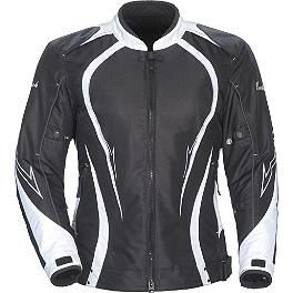 Cortech Women's LRX Series 3 Jacket - Joe Rocket Women's Sonic Gloves