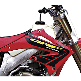 Clarke Gas Tank - 2008 Honda CRF150R Big Wheel Clarke Gas Tank