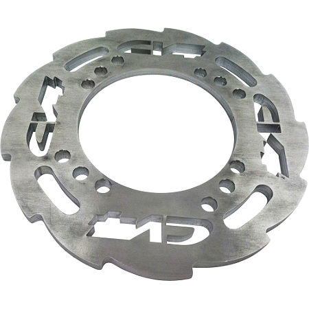 CV4 Billet Aluminum Gator Guard Sprocket Guard - Main