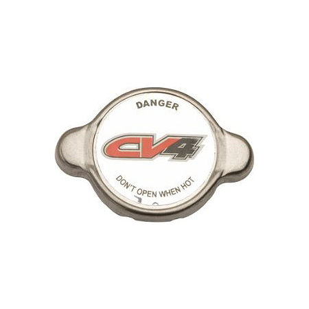 CV4 2.0 Bar Radiator Cap - Japanese - Main
