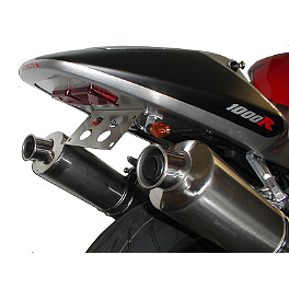 Competition Werkes Fender Eliminator Kit - Standard - 2002 Honda RC51 - RVT1000R AKO Racing LED Integrated Tail Light