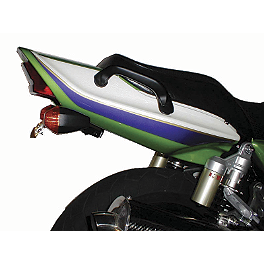 Competition Werkes Fender Eliminator Kit - Standard - 2002 Kawasaki ZR1200 - ZRX 1200R AKO Racing LED Integrated Tail Light