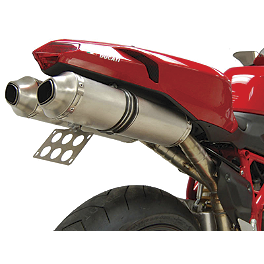 Competition Werkes Fender Eliminator Kit - Standard - 2008 Ducati 1098 Zero Gravity Double Bubble Windscreen