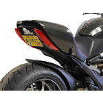 Competition Werkes Fender Eliminator Kit - Standard - Kawasaki ZX600 - ZZ-R 600 Motorcycle Body Parts