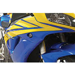 Competition Werkes Light Werkes LED Marker Light - Smoke - Honda CBR600F4I Motorcycle Lights and Electrical