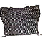Cox Racing Group Radiator Guard - Cox Racing Group Motorcycle Parts