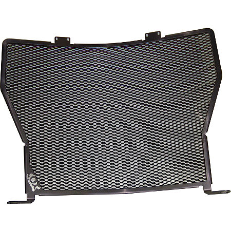 Cox Racing Group Radiator Guard - Black