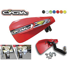 Cycra M2 Spine Racer Pack - Cycra Stealth DX Handguards