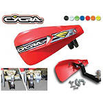 Cycra M2 Spine Racer Pack -  Motocross Hand Guards for Dirt Bikes