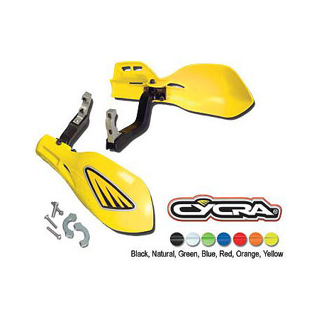 Cycra M4 ATV Shields - Main