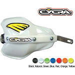Cycra Pro Bend Classic Enduro Replacement Shields -  Motocross Hand Guards for Dirt Bikes