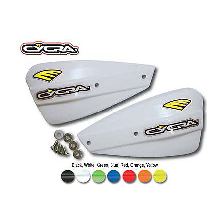 Cycra Pro Bend Low Profile Replacement Shields - Main