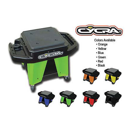 Cycra Pro Mechanic Cart - Main