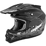 Cyber UX-25 Freedom Helmet - FEATURED Dirt Bike Protection