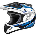 Cyber UX-25 Graphic Helmet - Dirt Bike Motocross Helmets