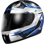Cyber US-39 Helmet - Graphic - Cyber Helmets US-39 Full Face Motorcycle Helmets
