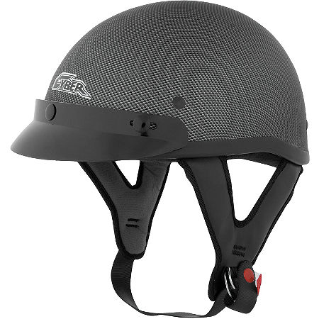 Cyber U-70 Carbon Look Helmet - Main