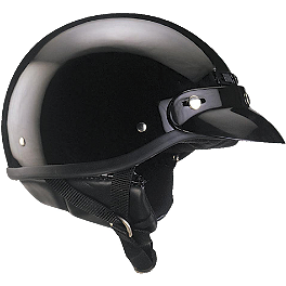 Cyber U-1 Helmet - GMAX GM35 Helmet - Fully Dressed