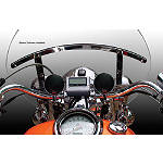 "Cycle Sounds Cruiser 2.5"" Sound System - Cycle Sounds Dirt Bike Products"