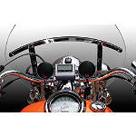 "Cycle Sounds Cruiser 3"" Premium Sound System - Cycle Sounds Cruiser Riding Accessories"