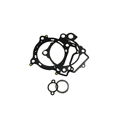 Cylinder Works Big Bore Gasket Set - 2006 Yamaha YZ450F Cylinder Works Vertex Big Bore Replacement Piston