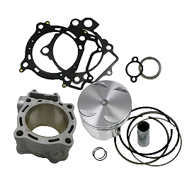 Cylinder Works Big Bore Kit - 478Cc - GYTR Ported Cylinder Head Assembly