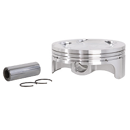 Cylinder Works Vertex Big Bore Replacement Piston - 2004 Kawasaki KLX400R Cylinder Works Big Bore Gasket Set