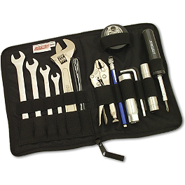 CruzTOOLS Econo Kit M1 Folding Tool Kit - Biker's Choice Tool Kit For Harley Davidson