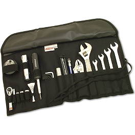 CruzTOOLS Roadtech M3 Metric Tool Kit - CruzTOOLS Econokit M2 Folding Tool Kit