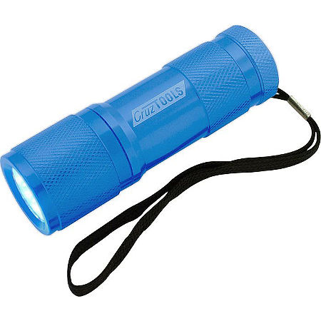 CruzTOOLS Superbright 9 LED Flashlight - Main