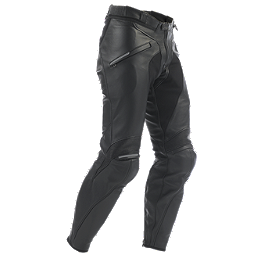 Dainese Alien Leather Pants - Dainese Trophy Vintage Leather Pants