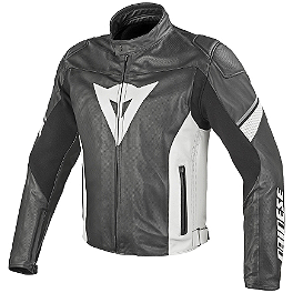 Dainese Airfast Perforated Leather Jacket - Dainese Racing C2 Leather Jacket