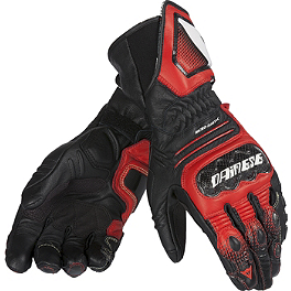 Dainese Carbon Cover ST Gloves - Dainese Pro Metal RS Gloves