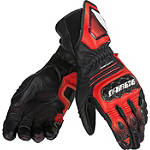 Dainese Carbon Cover ST Gloves - SIDI Shorty Motorcycle Gloves