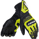 Black-Fluorescent Yellow-White