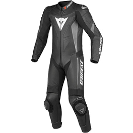 Dainese Crono Estiva Perforated Leather One-Piece Suit - Dainese Laguna Seca Pro Perforated Leather One-Piece Suit