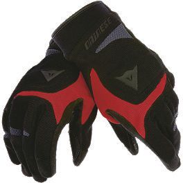 Dainese Desert Poon Gloves - TourMaster Decker Leather Pants