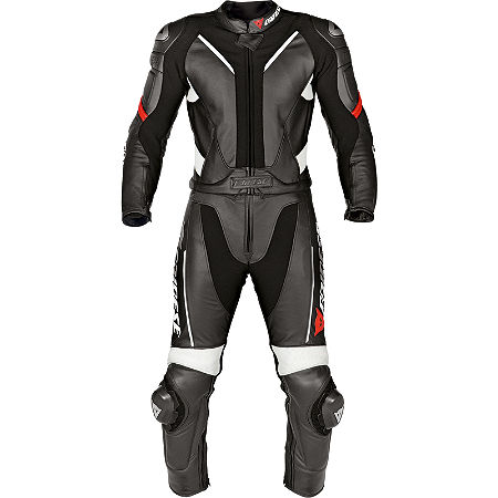 Dainese Draken Perforated Leather Two-Piece Suit - Main