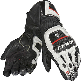 Dainese Druids ST Gloves - Dainese Carbon Cover ST Gloves