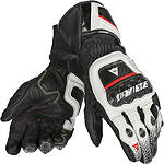 Dainese Druids ST Gloves - SIDI Shorty Motorcycle Gloves