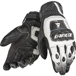 Dainese Druids S-ST Gloves - Dainese Carbon Cover S-ST Gloves