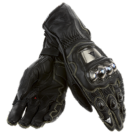 Dainese Full Metal Pro Gloves - 2012 Dainese Steel Core Carbon Gloves