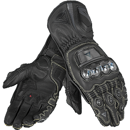 Dainese Full Metal RS Gloves - Dainese Aero Evo Perforated Leather One-Piece Suit