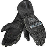 Dainese Full Metal RS Gloves - SIDI Shorty Motorcycle Gloves