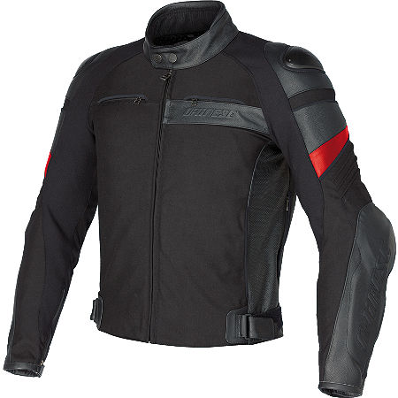 Dainese Frazer Leather Jacket - Main