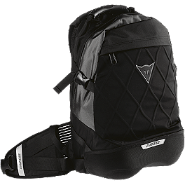 Dainese Gatorback Backpack - Dainese Backpack-S - Black