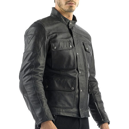 Dainese Maverick Leather Jacket - Main